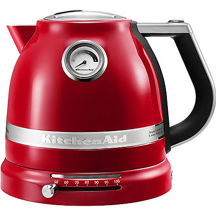 KITCHENAID Artisan kettle 1.5L candy apple