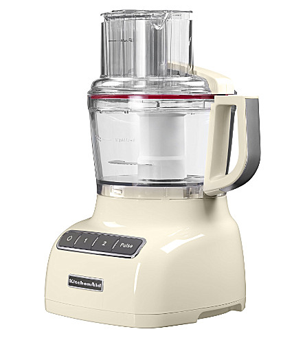 KITCHENAID Food processor 2.1L almond cream