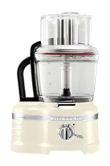 KITCHEN AID Artisan food processer 4L almond cream