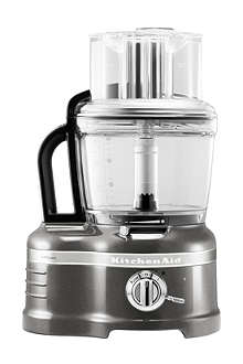 KITCHEN AID Artisan food processer 4L medallion silver