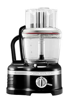 KITCHEN AID Artisan food processer 4L onyx black
