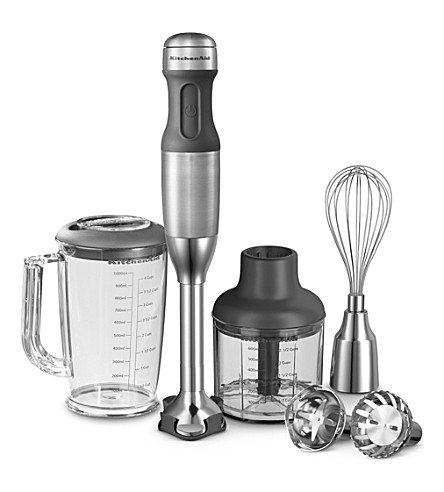 KITCHENAID Artisan five-speed hand blender stainless steel