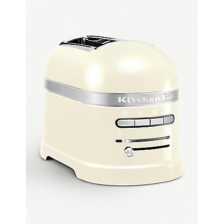 KITCHENAID Artisan two-slot toaster almond cream