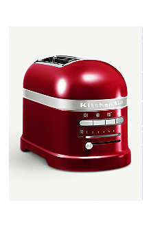 KITCHEN AID Artisan two-slot toaster candy apple