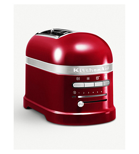 KITCHENAID Artisan two-slot toaster candy apple