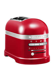 KITCHENAID Artisan two-slot toaster empire red