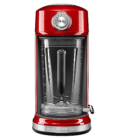 KITCHENAID Magnetic Drive Torrent Blender candy apple
