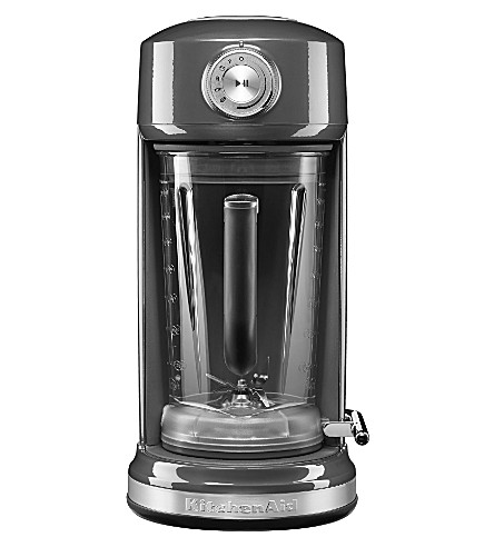 KITCHENAID Magnetic Drive Blender medallion silver