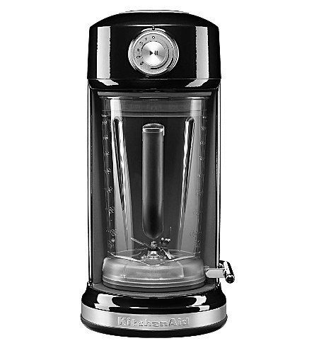 KITCHENAID Magnetic Drive Blender onyx black