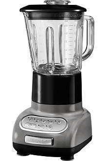 KITCHEN AID Artisan blender medallion silver