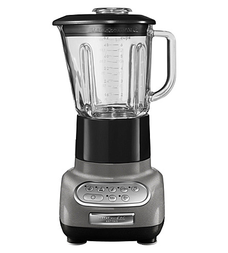 KITCHENAID Artisan blender medallion silver (Silver