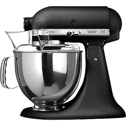 KITCHENAID Artisan mixer cast iron black