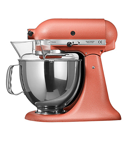 KITCHENAID Artisan mixer cast iron terracotta