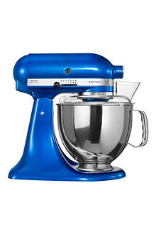 KITCHEN AID Artisan mixer electric blue