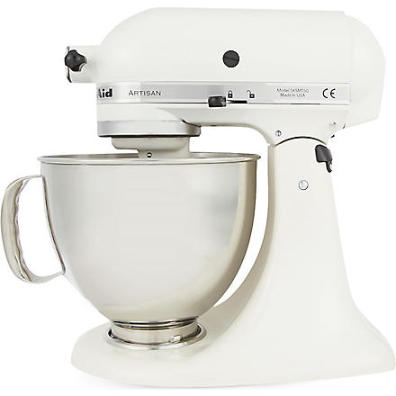 KITCHEN AID Artisan mixer café latte