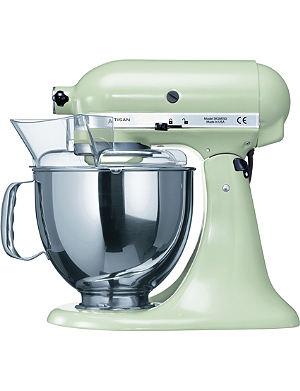 KITCHENAID Artisan stand mixer pistachio