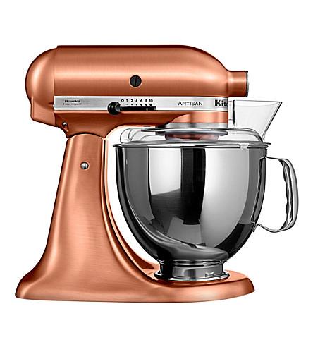 KITCHENAID Artisan Stand Mixer (Copper