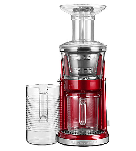 KITCHENAID ARTISAN Maximum Extraction juicer 5KVJ0111 candy apple