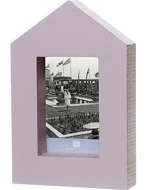 PRESENT TIME House photo frame