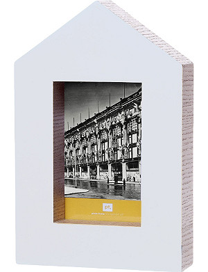 PRESENT TIME House photo frame