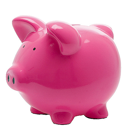 PRESENT TIME Pig Money bank