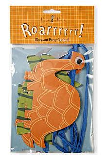 MERI MERI Roarrrr! Dinosaur garland