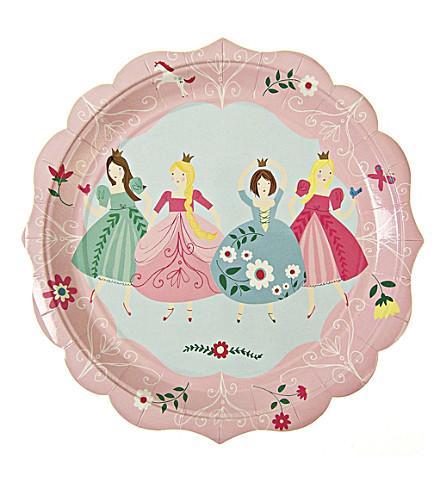 MERI MERI I'm a Princess large plates