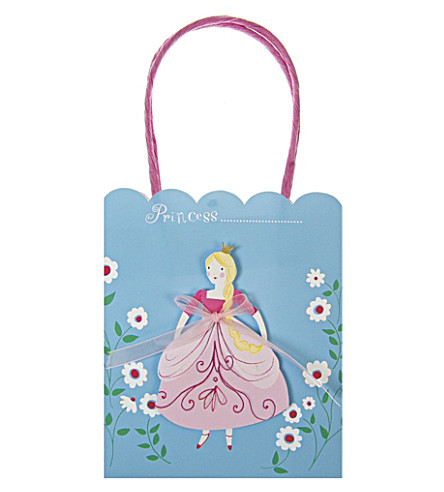MERI MERI I'm a Princess party bags