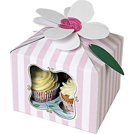 MERI MERI I'm a Princess large cupcake box