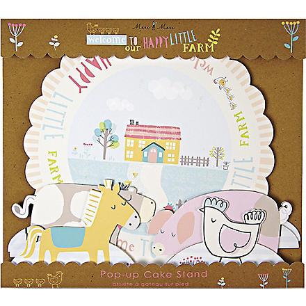 MERI MERI Happy Little Farm cake stand