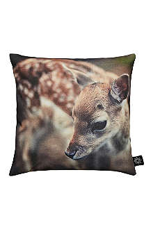 BY NORD Baby deer cushion