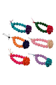 RICE Rose bracelet in assorted colours