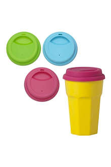 RICE Silicone lid for melamine latte cups