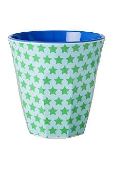 RICE Star-print melamine cup