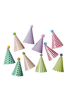 RICE Paper cake decoration cones