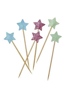 RICE Glitter party sticks