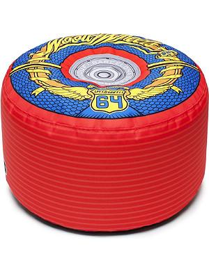 WOOUF! Woouf Wheels beanbag