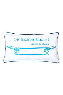 LECONS DE CHOSES Le Skateboard cushion