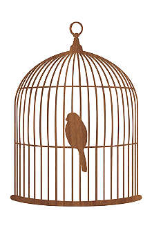 FERM LIVING Birdcage mobile