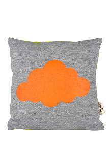 FERM LIVING Cloud cushion neon