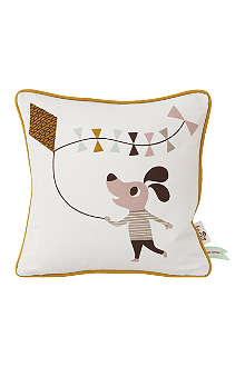 FERM LIVING Dog cushion