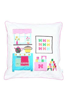 KAS Tea Time cushion