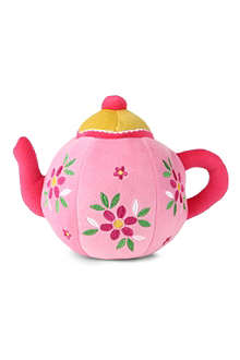 KAS Tea pot cushion