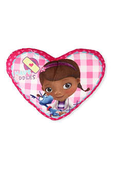CHARACTER WORLD Doc McStuffins cushion