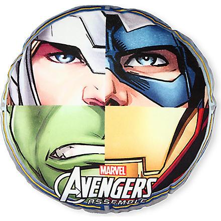 CHARACTER WORLD Marvel Avengers team cushion