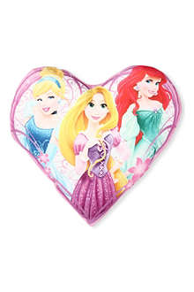CHARACTER WORLD Princess sparkle cushion