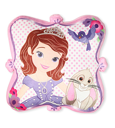CHARACTER WORLD Disney Sofia cushion