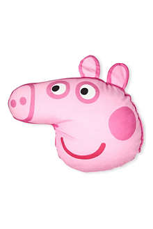 CHARACTER WORLD Peppa Pig cushion