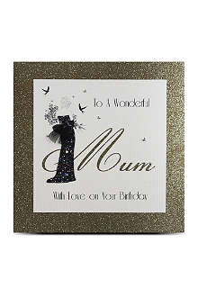 FIVE DOLLAR SHAKE Wonderful mum large birthday card