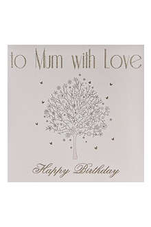 FIVE DOLLAR SHAKE To Mum With Love birthday card